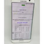 Prisboken i en Samsung-telefon.